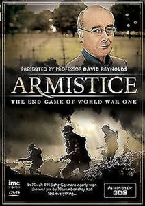 Armistizio-The-Taglio-Gioco-Of-World-War-Uno-DVD-Nuovo-DVD-IMC906D
