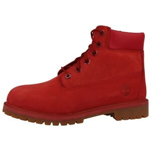 Chaussures Premium Classic Pouce Rouge Bottes Timberland 6 A13hv wRIEO1Fxxq