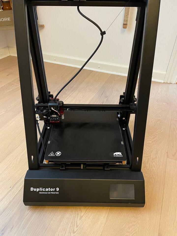 3D Printer, Wanhao, D9