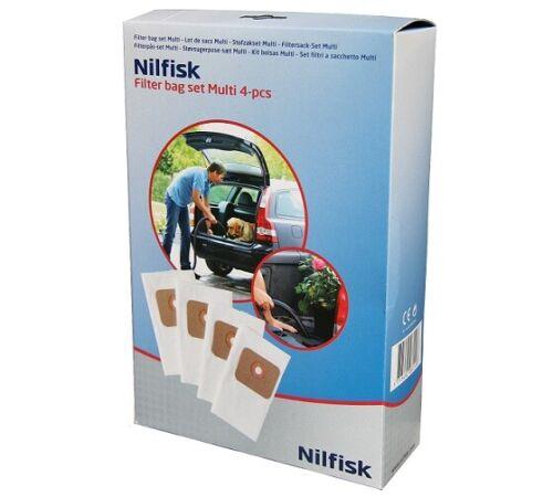Original NILFISK-Blue Line Filtersack Multi