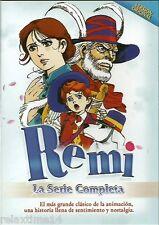 Remi Serie Completa (The Complete Series) DVD - Latin America - Mexico