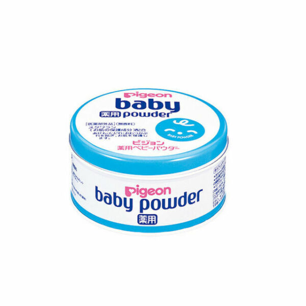 Pigeon Medicated Baby Powder Blue Can Japan From 150g for ...