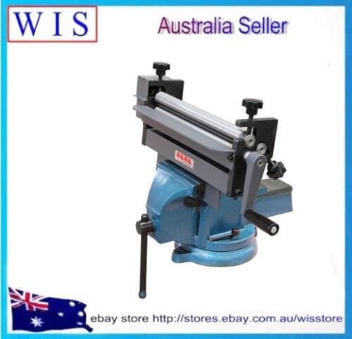 300MM Forming Width 20 Gauge Capacity-8174007 SJ300 Slip Roll Machine