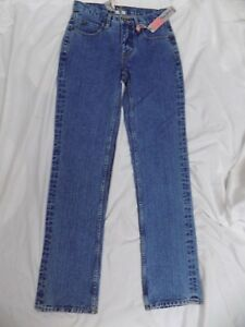 NWT Vintage Pepe Blue Jeans CANNON 61174 Low Rise Straight Leg NOS ... 32e8eea247