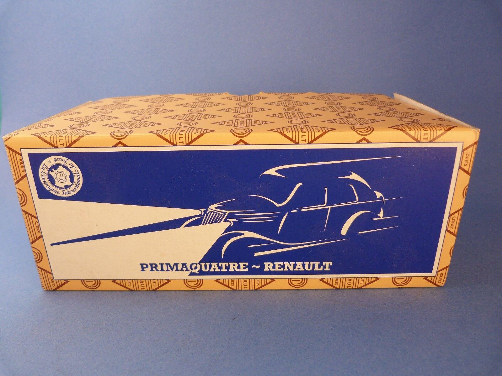 Renault Primaquatre à clef édition limitée 1000 ex ex ex - CIJ par NOREV neuf en boîte dda598
