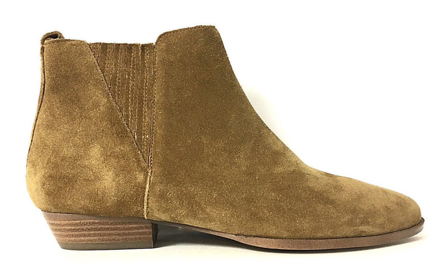IVANKA TRUMP - AVALI BROWN SUEDE ANKLE BOOT SZ 9.5, RETAIL  150