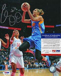 Elena-Delle-Donne-WNBA-Chicago-Sky-Signed-AUTOGRAPH-8-x-10-Photo-PSA-DNA
