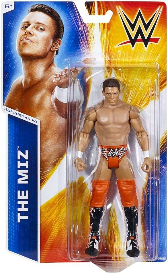 WWE Wrestling Series 45 The Miz Action Figure