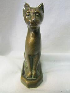 Ancient Egyptian Goddess Bastet Cat