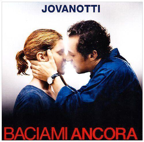 Jovanotti: Küss mich Anker (Spalte Sonora) - CD