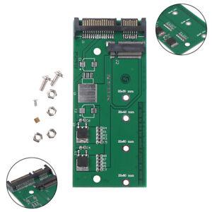 "B key M.2 Card NGFF ( M2 ) SSD to 2.5"" SATA Adapter SSD to SATA3 Convert C ls QN"