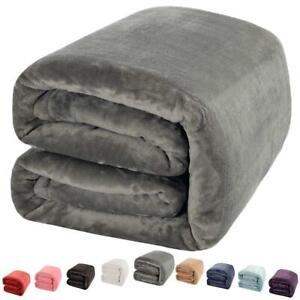 Queen-Size-Fleece-Super-Soft-Warm-Fuzzy-Plush-Lightweight-Blanket