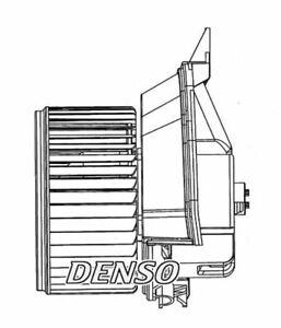DENSO CABIN BLOWER FAN / MOTOR FOR A VAUXHALL ADAM HATCHBACK 1.2 51KW