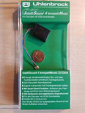 Uhlenbrock 32020 Soundmodul4 kompakt+ Lautsprecher+ Wunschsound (32500) NEU OVP