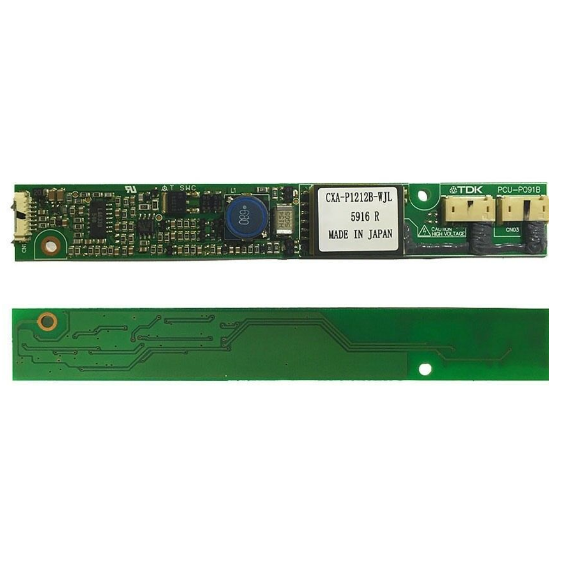 TDK CXA-P1212B CXA-P1212B-WJL PCU-P091B LCD Inverter Board 13 poliger