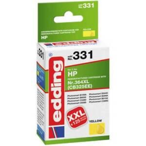 Cartuccia dinchiostro Edding Compatibile Singolo Giallo EDD-331 compatibl 18-331