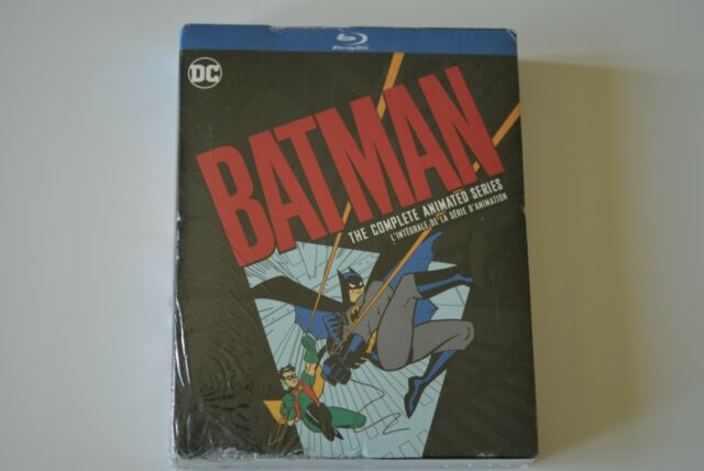 DC Batman: The Complete Animated Series (Blu-Ray)