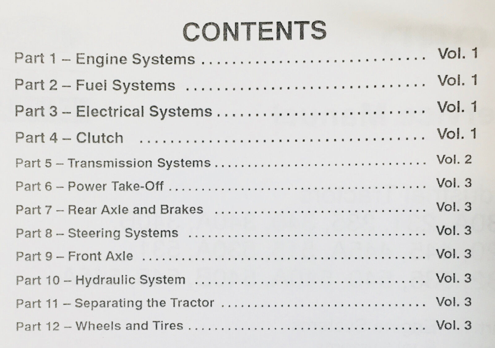 Ford 420 445 445a Industrial Tractor Service Repair Manual Technical Wiring Diagram Norton Secured Powered By Verisign