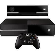 Microsoft Xbox One Kinect Bundle 500 GB Black Console (7UV-00239)
