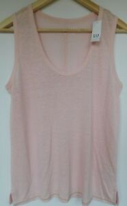 NWT-Gap-Women-039-s-Tank-Top-Pink-S-M-L-Free-Shipping-New-MSRP-25