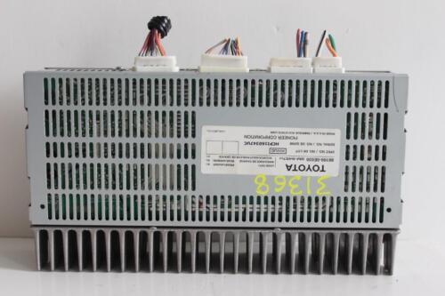 2007-2009 LEXUS RX350 PIONEER AMPLIFIER 86100-0E030