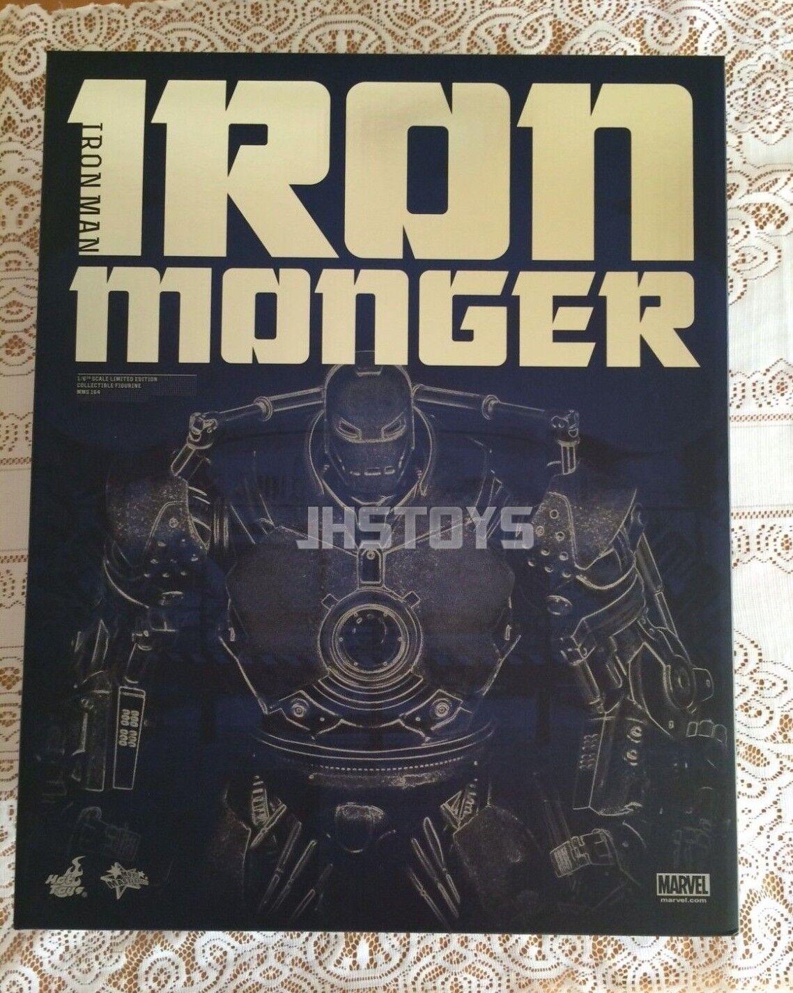 Hot Toys 1 6 Iron Man Iron colpoteur MMS164