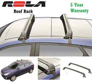 Image Is Loading ROLA CUSTOM REMOVABLE ALUMINUM 110LB ROOF RACK FOR