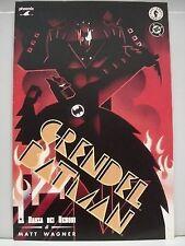 BATMAN/GRENDEL 2:LA DANZA DEI DEMONI !!NUOVO!!ESAURITO!