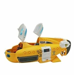 CHAD-VALLEY-Underwater-Rescue-SUBMARINE-toy-articulated-figure-imaginative-play