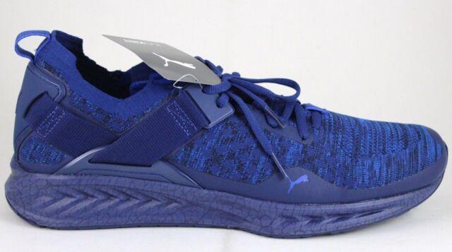 best service 91a90 98696 PUMA Ignite Evoknit Lo Hypernature Men's Training Shoes Men Low Boot  Running Multi 11