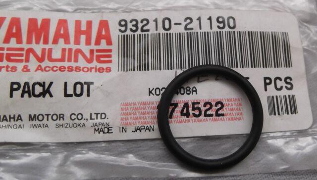 Genuine Yamaha DT125 DT175 Oil Filler Plug Dipstick O-ring Seal 93210-21190