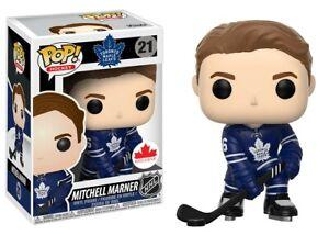 Funko-Pop-Hockey-21-Mitchell-Marner-Canadian-Exclusive-Brand-New