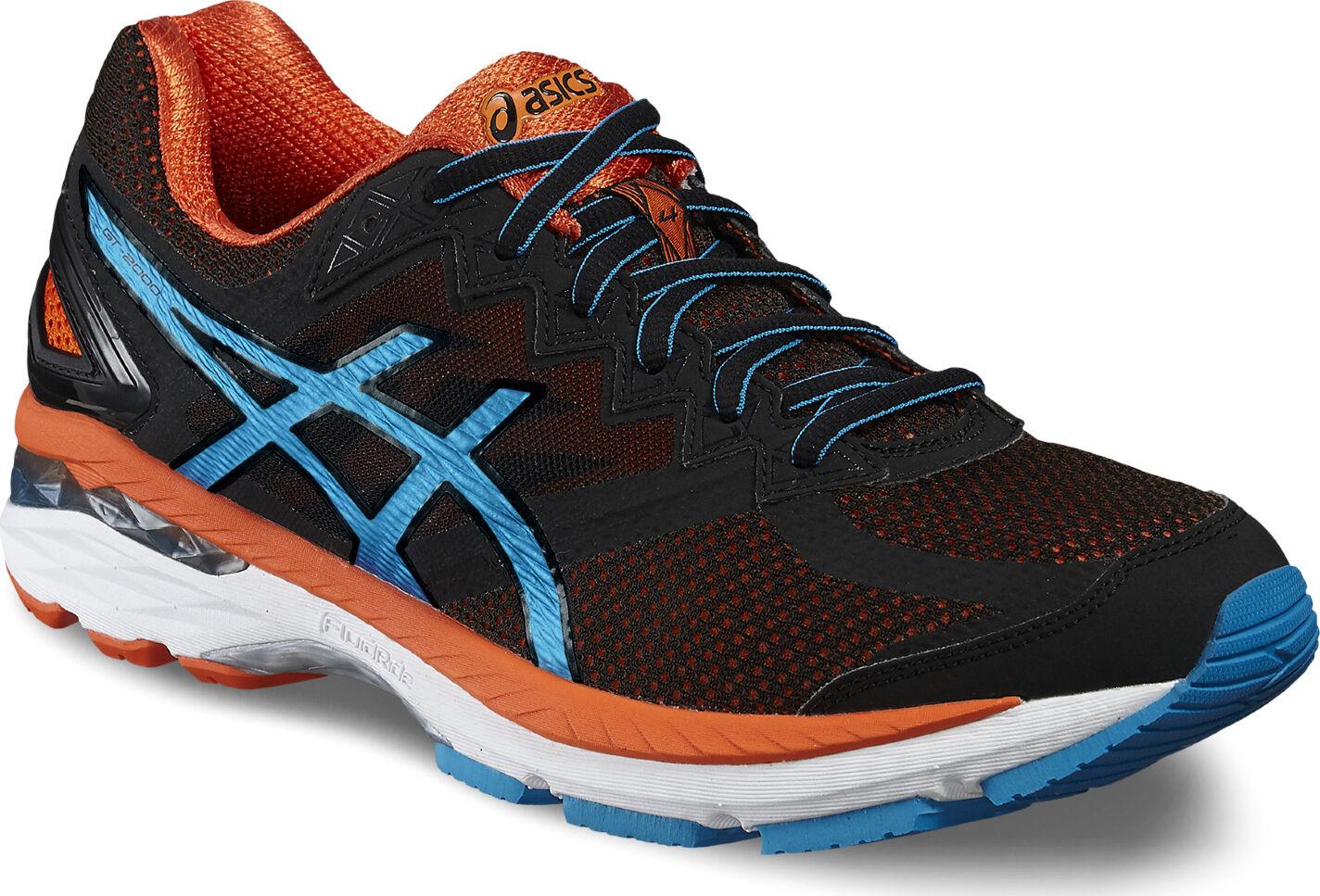 Asics Men's  GT 2000 4 trainer shoes running jogging 5k10k 1 2   marathon runs