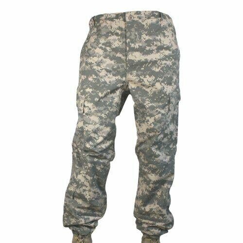 BULLE ESERCITO UCP Digital Camo Militare Pantaloni in tessuto noi Milspec esterno in