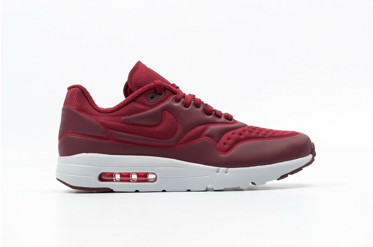 Nike Air Max 1 Ultra SE Red New Men's Trainers 100% Authentic Lifestyle Shoes