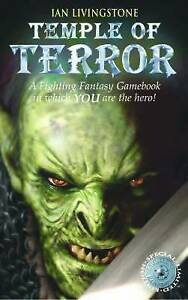 Temple-of-Terror-Fighting-Fantasy-S-by-Livingstone-Ian-Paperback