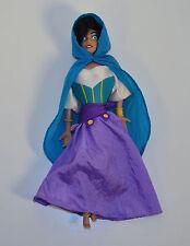 """1996 Esmeralda 10"""" Doll Burger King Action Figure Disney Hunchback Of Notre Dame"""