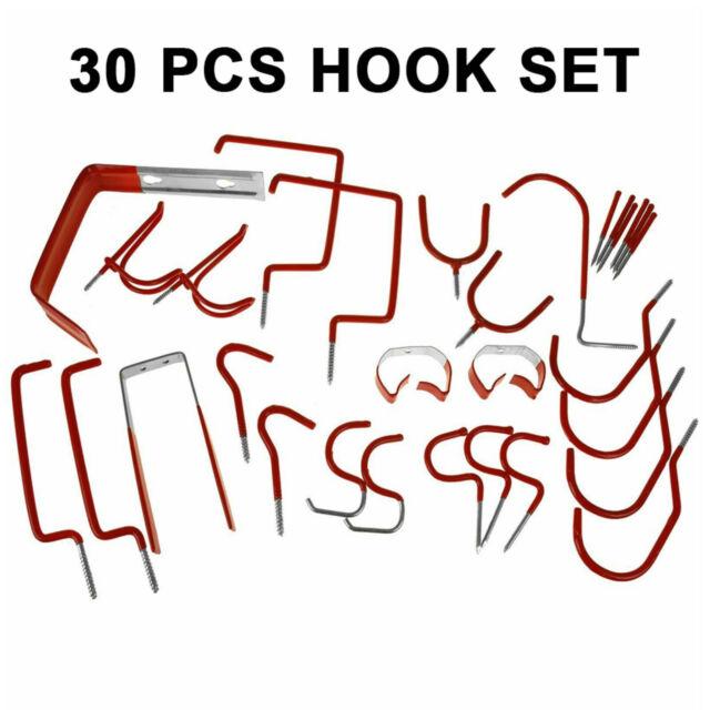 Organizer Wall hooks Holder Storage Connex Multi-purpose hook set Hooks for tools DY250829 Tool Holder