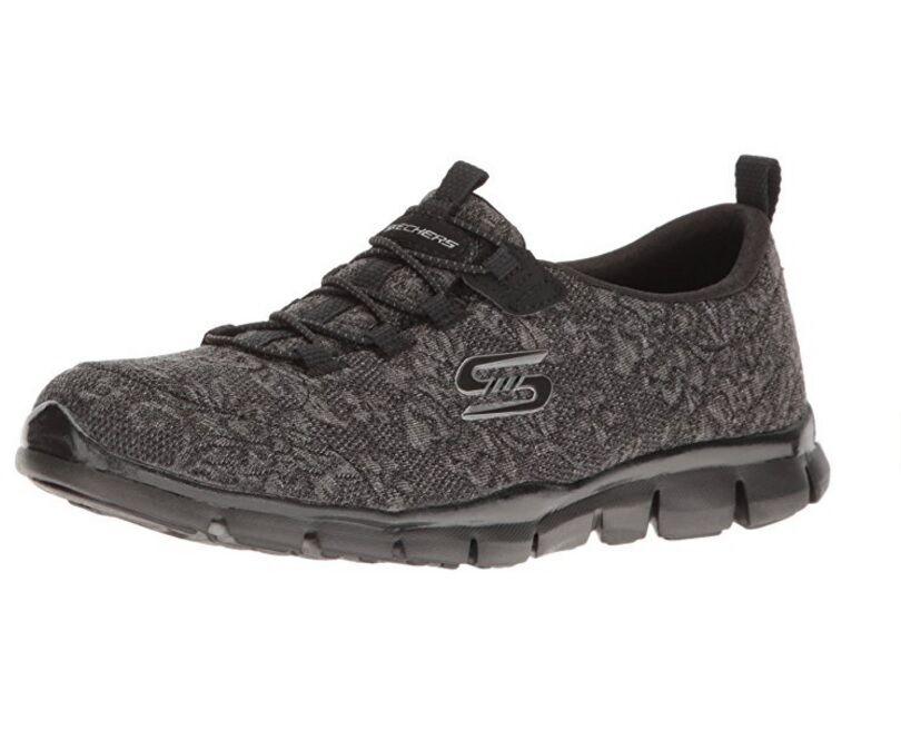 Mujeres Skechers Zapatillas-gratis-Lacey-Negro -    22764 - Nuevo En Caja  barato en alta calidad