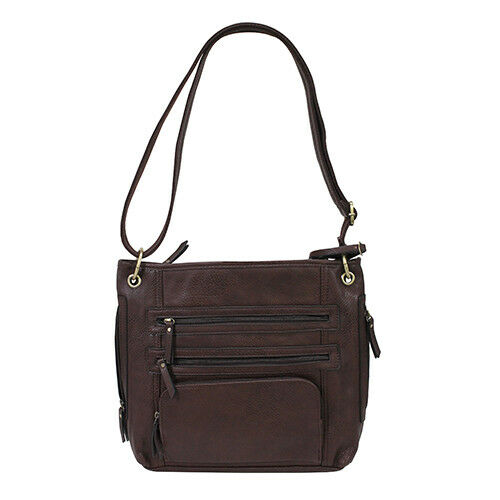 NEW  Bulldog Cases  Large Cross Body Style Concealed Carry Purse with Hol BDP-039  discount promotions