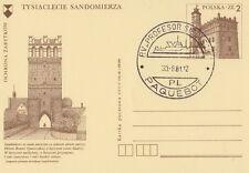 Poland postmark SIEDLECKI - sea, ship paquebot