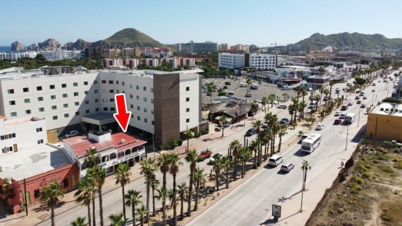SE RENTAN LOCAL COMERCIAL CENTRICO Cabo San Lucas