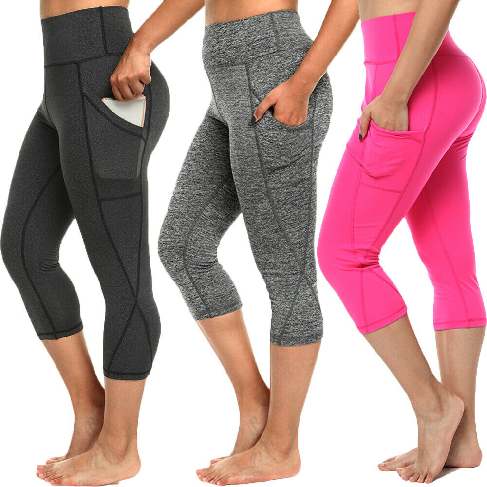 Nike 659993 Womens Printed Racer Cropped Capris Leggings Pants Xl For Sale Online Ebay