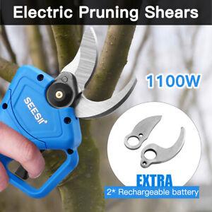 32mm-Electric-Pruning-Shears-Trimmer-Cutter-Pruner-Garden-Scissors-Tool-Grafting
