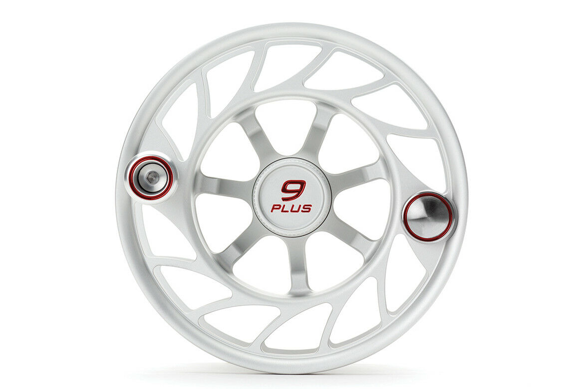 Hatch Gen 2 Finatic Extra Spool - Size 9 Plus Large Arbor - Clear Red - New