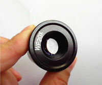 Biological Stereo Microscope Eyepiece Wf20x Wide Field 23.2 30 30.5mm 1 Pc