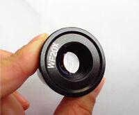 Biological Stereo Microscope Eyepiece Wf20x Wide Field 23.2 30 30.5mm 1 Pc
