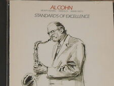 AL COHN -Standards Of Excellence- CD JAPAN PRESSUNG