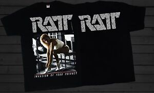RATT -Invasion of Your Privacy- heavy metal band , T_shirt ...