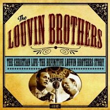 The Louvin Brothers - Christian Life: Definitive Louvin Brothers Story [New CD]